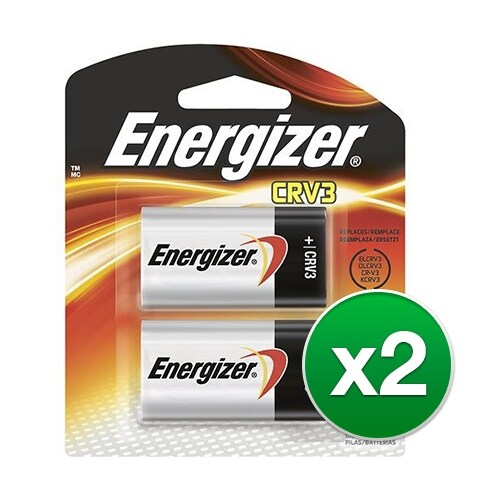 """""""Replacement Battery for Energizer ELCRV3BP2 SinglePack (2-Pack) Replacement Battery"""""""
