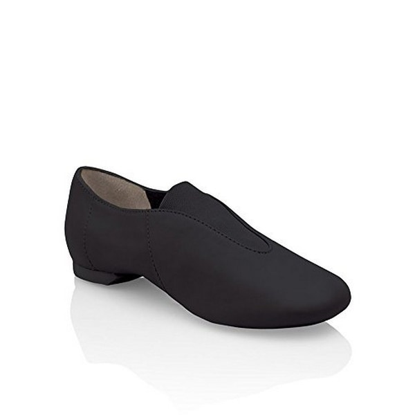 Capezio Women's Show Stopper Jazz Shoes,Black,7 M