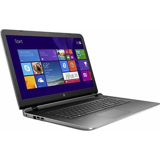 "Refurbished - HP Pavilion 17-g099nr 17.3"" Laptop Intel i7-5500U 2.4GHz 12GB 1TB Windows 10"