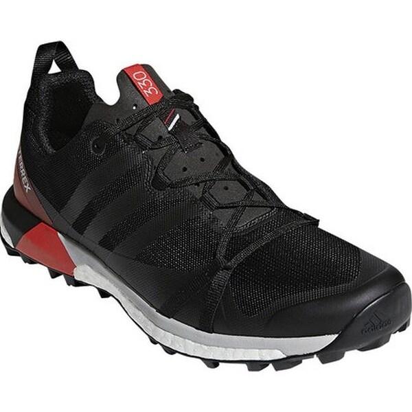 brand new 34281 52f68 adidas Men  x27 s Terrex Agravic Trail Running Shoe Black Carbon Hi