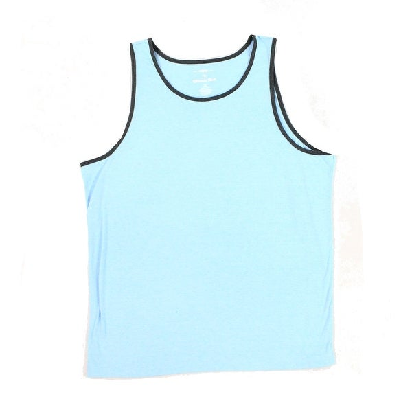 5b6757068ad49d Shop Urban Pipeline NEW Powder Blue Men s Size 2XL Sleeveless Tank Top -  Free Shipping On Orders Over  45 - Overstock - 21212966