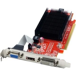 VisionTek Radeon HD 5450 Graphic Card - 1 GB DDR3 SDRAM - Passive Cooler - DirectX 11.0 - 1 x HDMI - 1 x VGA - 1 x Total Number
