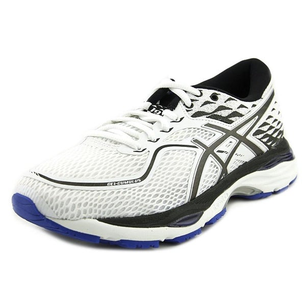 Asics Gel Cumulus 19 Women Round Toe Synthetic White Running Shoe