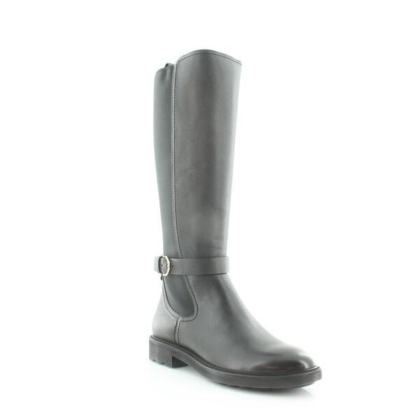 Salvatore Ferragamo Furseo Women's Boots Black