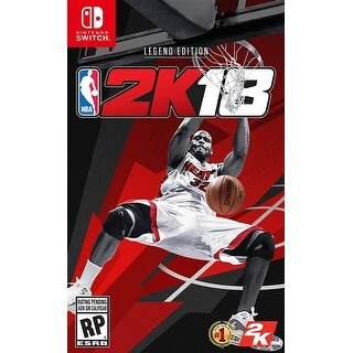 Take-Two Interactive Software, - Swh Nba 2K18 Legend Edition