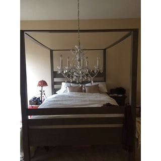 New Orleans 5-light Crystal Chandelier