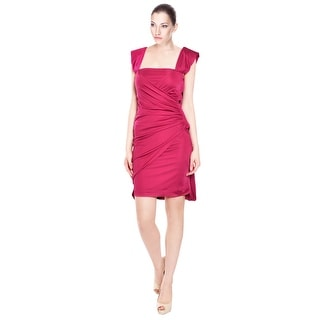 Emanuel Ungaro Fabulous Fit Slinky Knit Eve Dress
