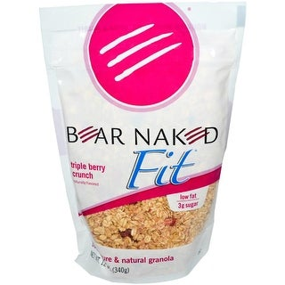 Bear Naked - Fit 3 Berry Crunch Granola ( 6 - 12 oz bags)
