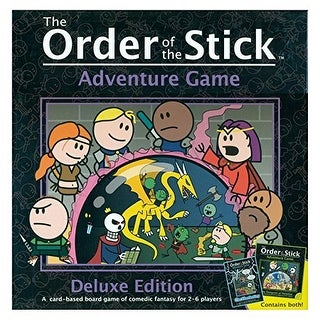 Order of The Stick Adventure Game: The Dungeon of Durokan Deluxe Edition