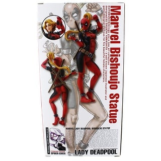 Marvel Lady Deadpool Bishoujo Statue - Multi