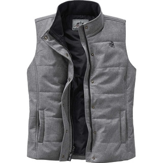 Legendary Whitetails Ladies Vortex Lined Charcoal Vest