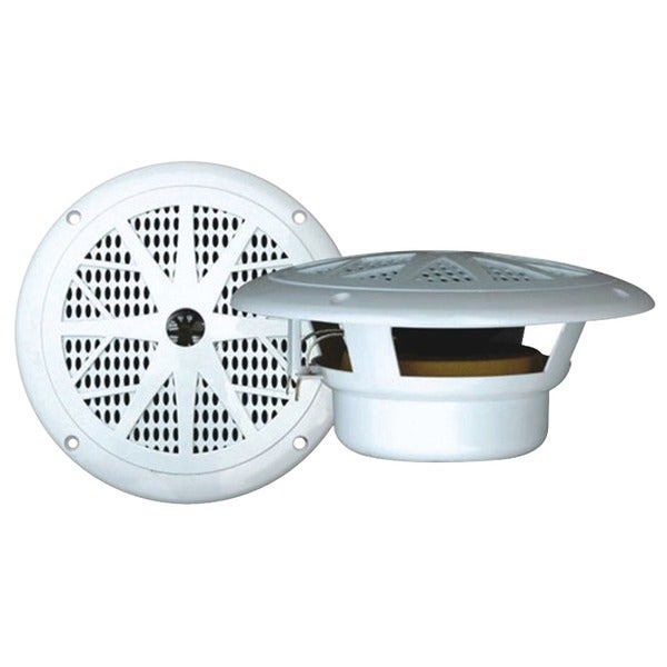"PYLE PRO PLMR61W Hydra Series Dual-Cone Waterproof Stereo Speakers (6.5"")"