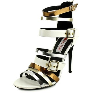 Two Lips Viola Open Toe Synthetic Sandals