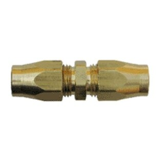 """Coilhose Pneumatics PHS0406-DL Flexcoil Polyurethane Splicer, 1/4"""""""