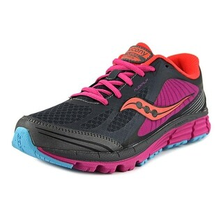 Saucony G Kinvara 5 Round Toe Synthetic Sneakers