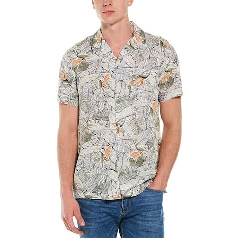 Onia Vacation Woven Shirt