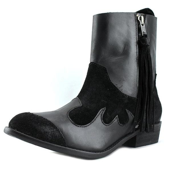 29 Porter Rd Avalon Short Boot Women Black Boots