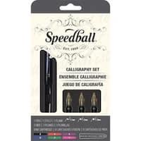 Speedball Calligraphy Fountain Pen Set