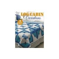 Annie's Log Cabin Variations Bk