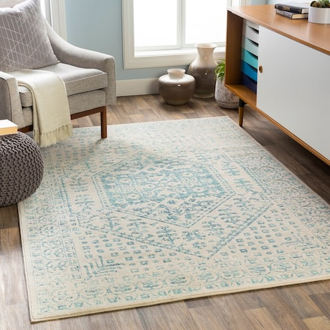 The Curated Nomad Scannell Vintage Persian Area Rug