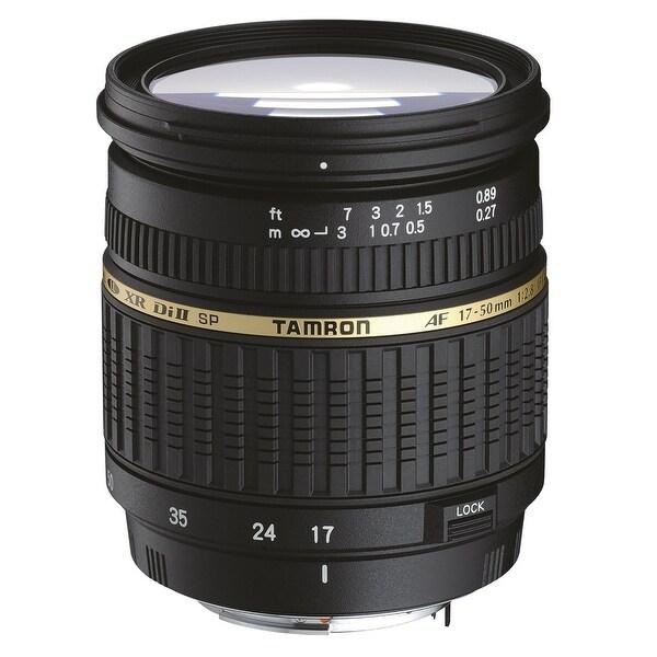 Tamron SP AF 17-50MM F/2.8 XR Di II LD Aspherical (IF) Lens for PENTAX Digital - International Version (No Warranty) - Black