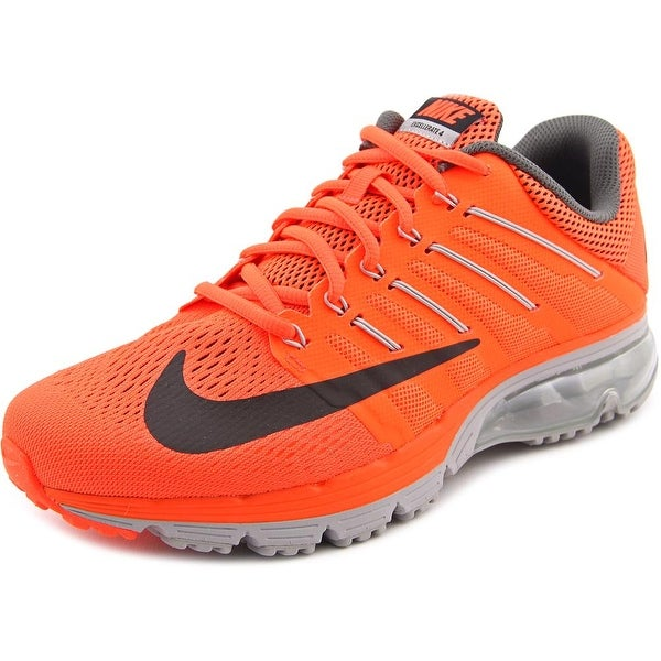 Nike Air Max Excellerate 4 Men  Round Toe Synthetic Orange Running Shoe