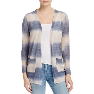 Vero Moda Womens Cardigan Top Knit Tie-Dye