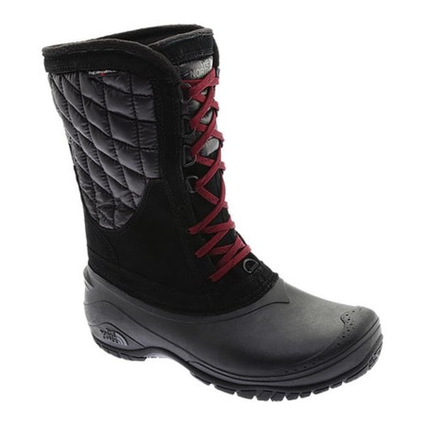 8c19e2697 Shop The North Face Women's Thermoball Utility Mid Boot TNF Black ...