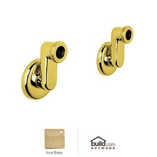 Rohl ZZ931430 Cisal Set of Eccentric Wall Unions