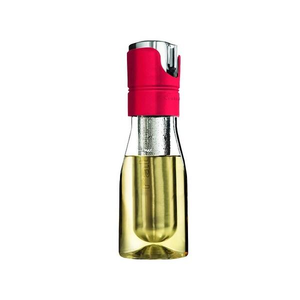 Taylor W6525 Metrokane Rabbit Wine Chilling Carafe - Red