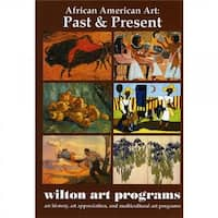 American Educational CP0152 African American Art Past & Present DVD