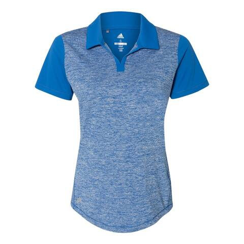 Women's Heather Block Sport Shirt