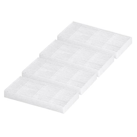 Monoprice HEPA Filters - 4 Pack For Monoprice's 2.0 High Suction Robotic Vacuum Cleaner