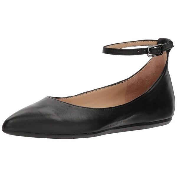 Franco Sarto Womens Alex Fabric Closed Toe Casual Ankle Strap Sandals