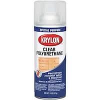 Krylon/Consumer Div Satin Spray Polyurethane K07006007 Unit: EACH