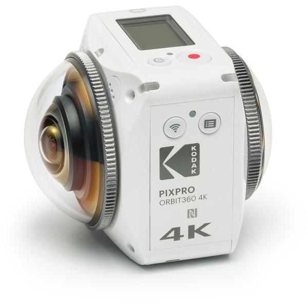 KODAK PIXPRO ORBIT360 4K VR Camera Adventure Pack