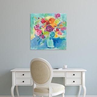 Easy Art Prints Farida Zaman's 'Matisse Florals' Premium Canvas Art