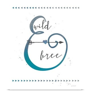Jo Moulton Poster Print entitled Wild and Free