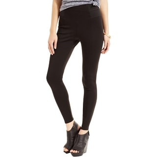 Material Girl Womens Juniors Leggings Flat Front Stretch