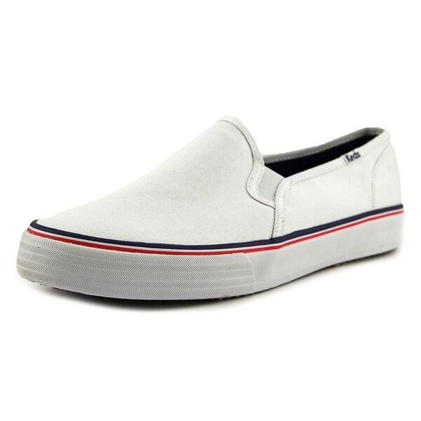 e0e9e75979a Shop Keds Double Decker Women US 10 White Sneakers - Free Shipping ...