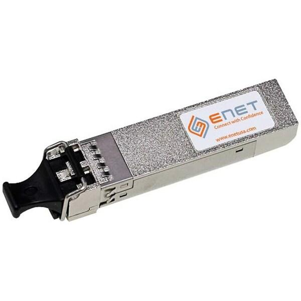 ENET SFP-10G-SR-S-ENC ENET SFP-10G-SR-ENC SFP+ Transceiver Module - For Data Networking, Optical Network 1 LC Duplex 10GBase-SR