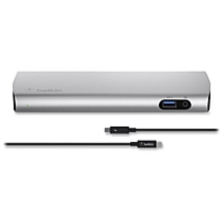 Belkin F4u085tt Thunderbolt 2 Express Dock Hd With Cable