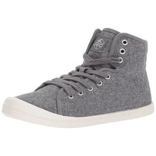 Roxy Women's Rizzo Ii Mid Top Shoe Fashion Sneaker - 6