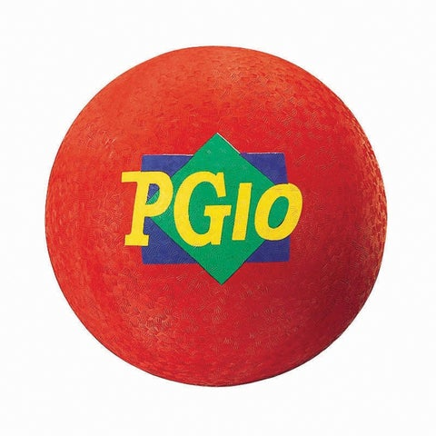 Playground Ball Red 10 In 2 Ply