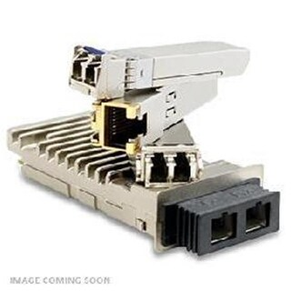 1540.56nm Brocade Compatible TAA Compliant 10GBase-DWDM 100GHz SFP