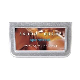 Sound Oasis Sound Card, Spa Retreat