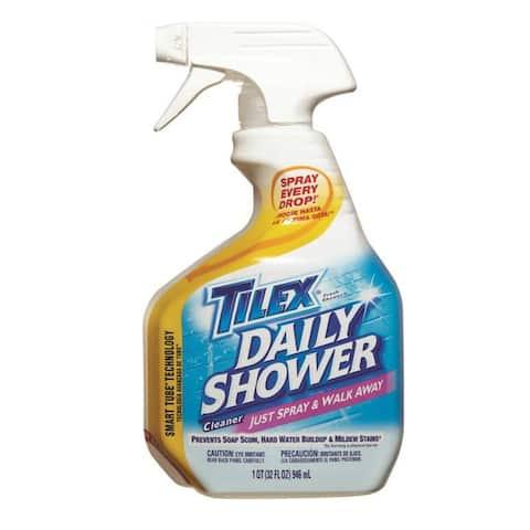 Tilex 01260 Shower Cleaner, 32 Oz