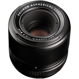 Fujifilm 60mm f/2.4 XF Macro Lens (International Model)