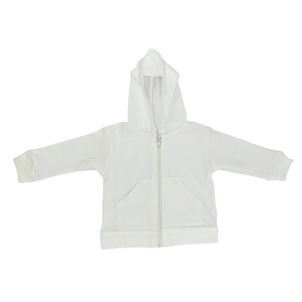Bambini White Hoodie - Size - Large - Unisex