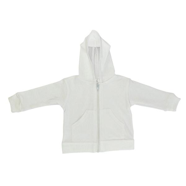 Bambini White Hoodie - Size - Small - Unisex
